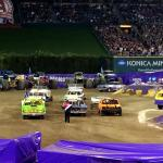 Monster Jam is Coming to Angel's Stadium