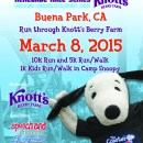 10th Annual Knott's Coaster Run