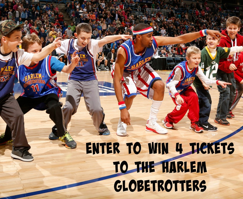 Harlem Globetrotters Orange County Giveaway