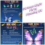 Strange Magic Party Planning Kit