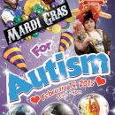 Mardi Gras for Autism Event in Fullerton