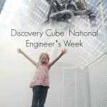 Discovery Cube National Engineer's Week