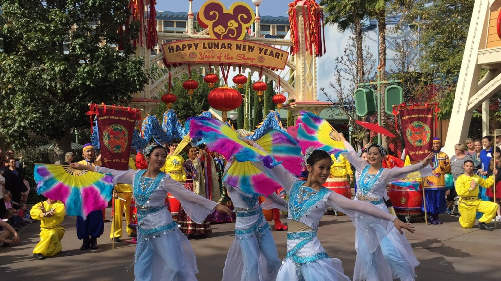 Disneyland Lunar New Year 5