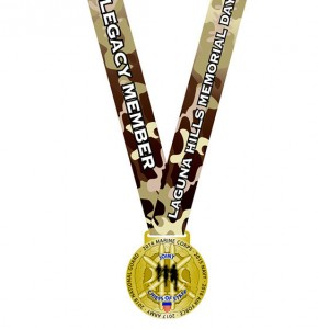 Image Courtesy Renegage Race Series - Legacy Medal