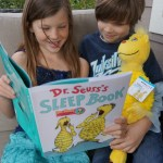 You're Invited to a Dr. Seuss Reading Party