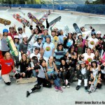 Rad Moms Who Skateboard Host Mighty Mama Skate-O-Rama