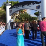 Tomorrowland World Premiere at Disneyland