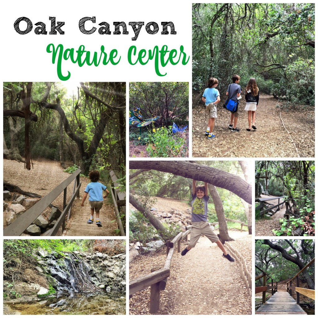 Oak Canyon Nature Center in Anaheim