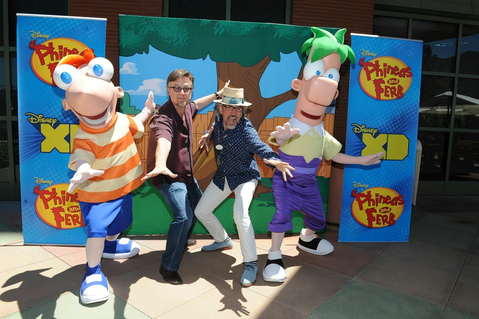 Photo courtesy of Disney XD/Valerie Macon