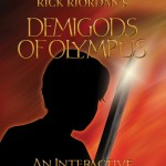 Percy  Jackson New Book: The Demigods of Olympus: An Interactive Adventure