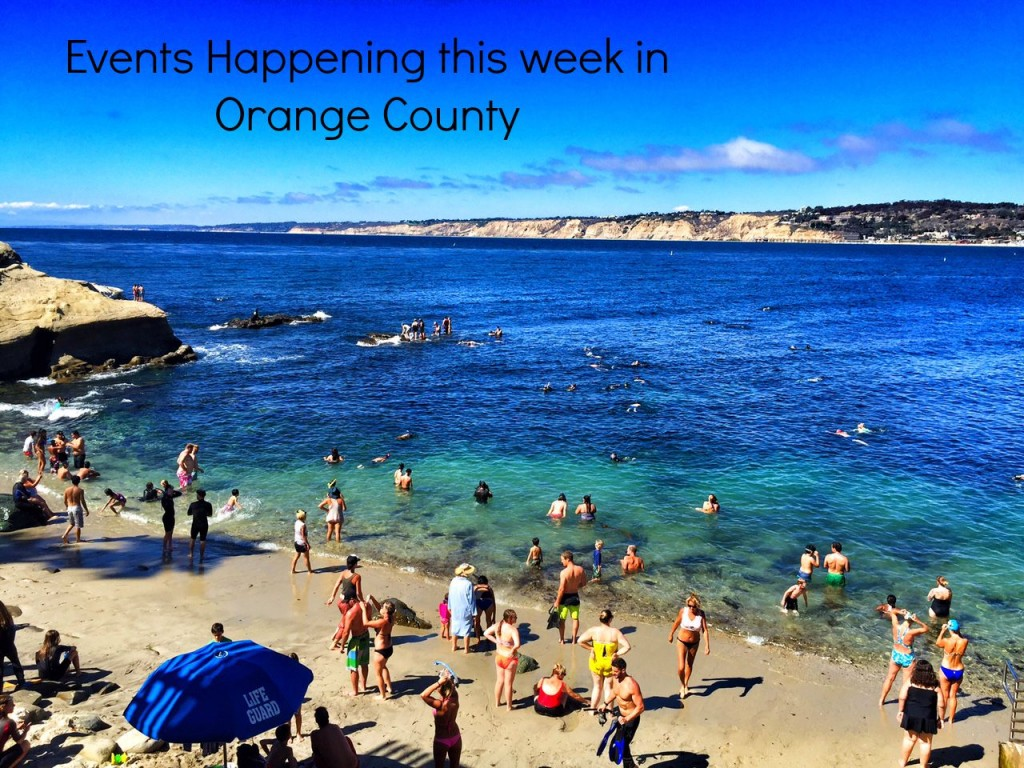 Events in Orange County July 27th through August 2nd