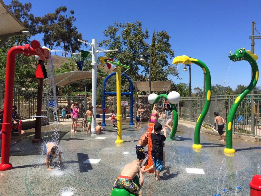 Water Parks in Orange County