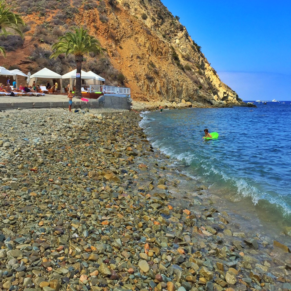 Catalina Island Beach: Descanso Beach Club At Catalina Island