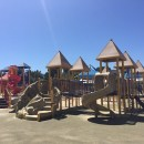 "Northwood Community Park ""Castle Park"" in Irvine"