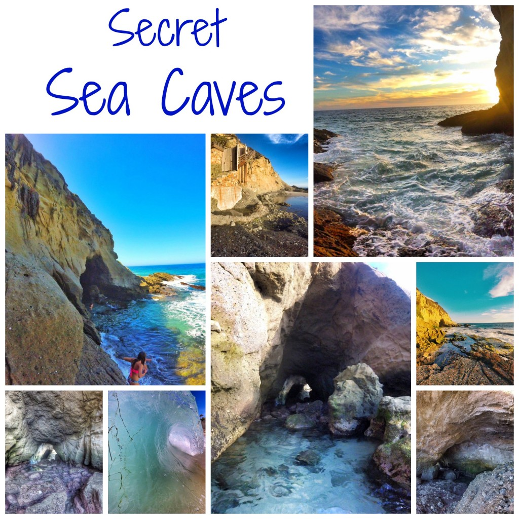 Secret Sea Caves