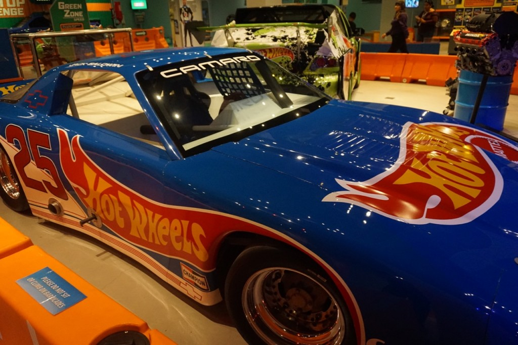 Hot Wheels at Discovery Cube OC