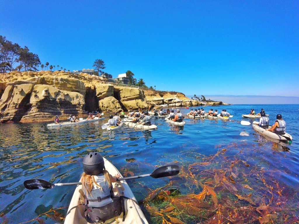 Places to Kayak in Southern California
