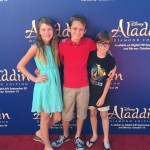 Celebrating 'Aladdin' at The Walt Disney Animation Studios