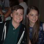 Future Dreamers of the World: Raffey Cassidy and Thomas Robinson