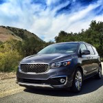 Ultimate Family Luxury Minivan: The 2015 Kia Sedona