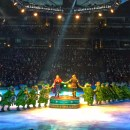 Magical Holiday Memories at Frozen on Ice at the Honda Center