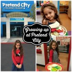 Growing Up Making Memories at Pretend City