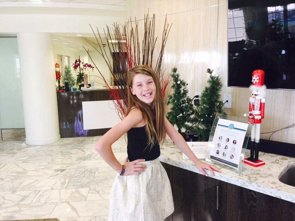 Teen Skincare at CosmetiCare