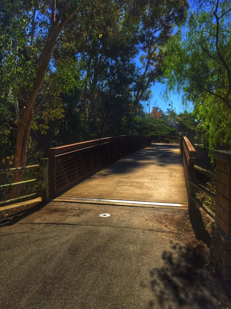 Bridge in Mission Viejo