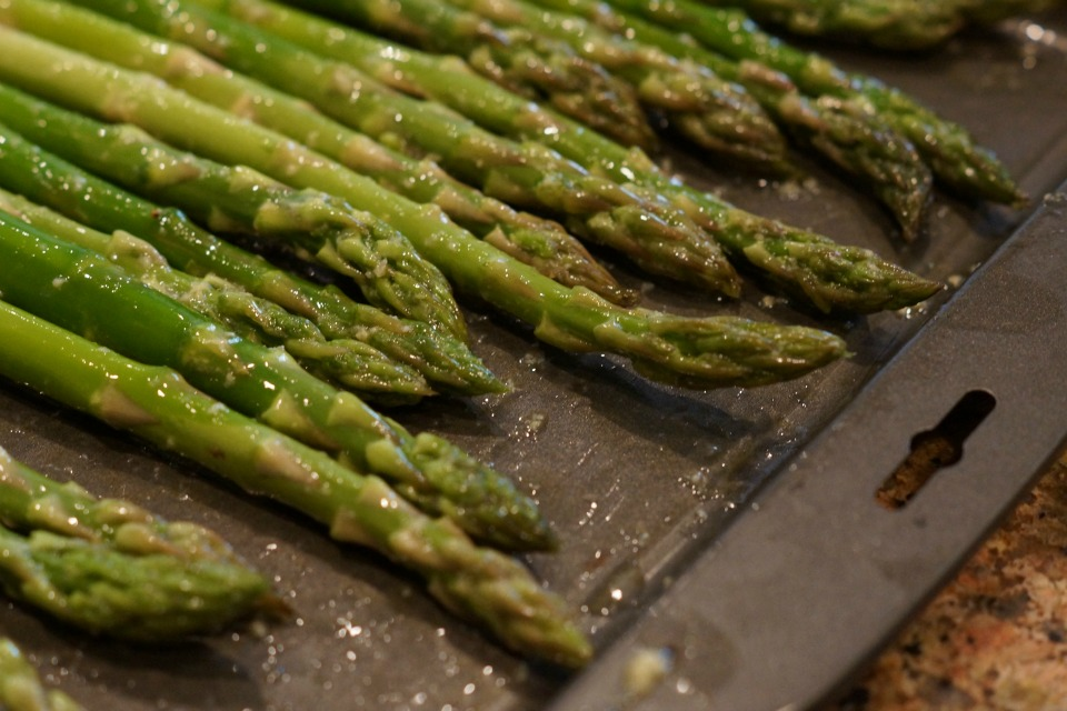 Kid-Friendly Asparagus