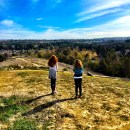 Planes, Hiking and Adventure at Kite Hill in Laguna Niguel