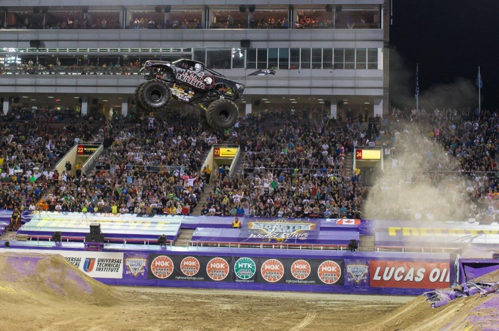 Metal Mulisha Monster Truck