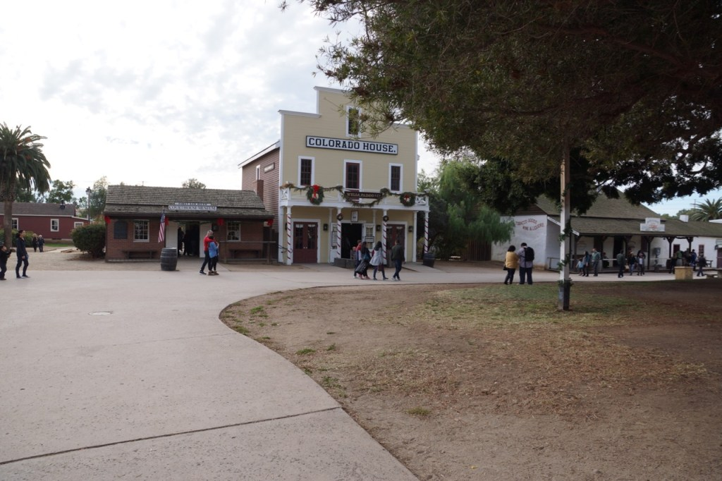 Old Town Historical State Park