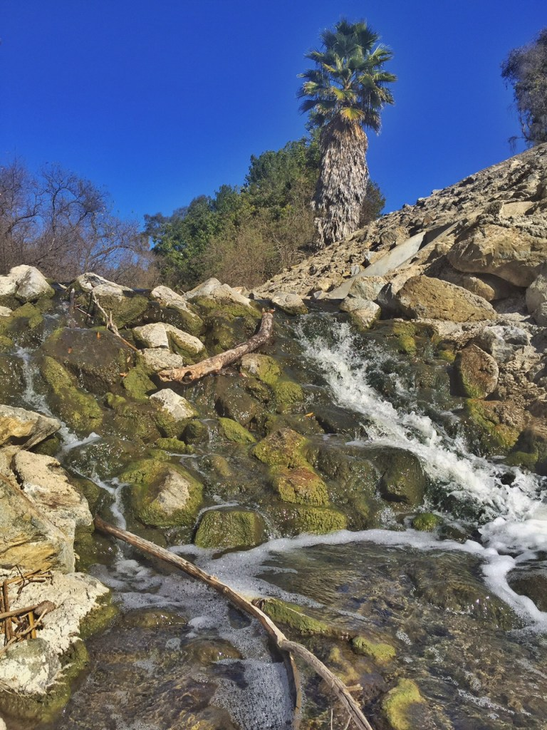 Orange County Waterfall