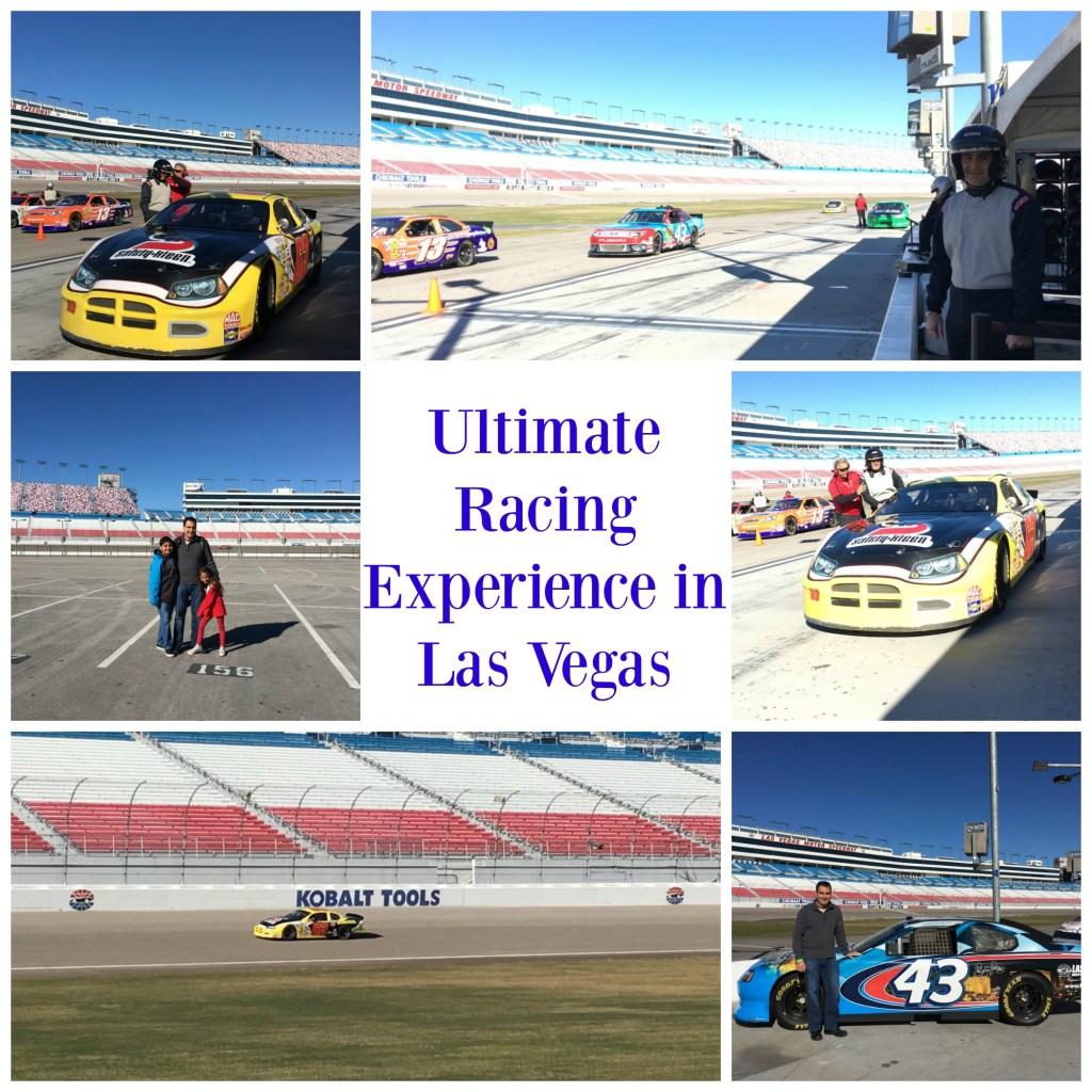 Richard Petty Racing Experience in Las Vegas