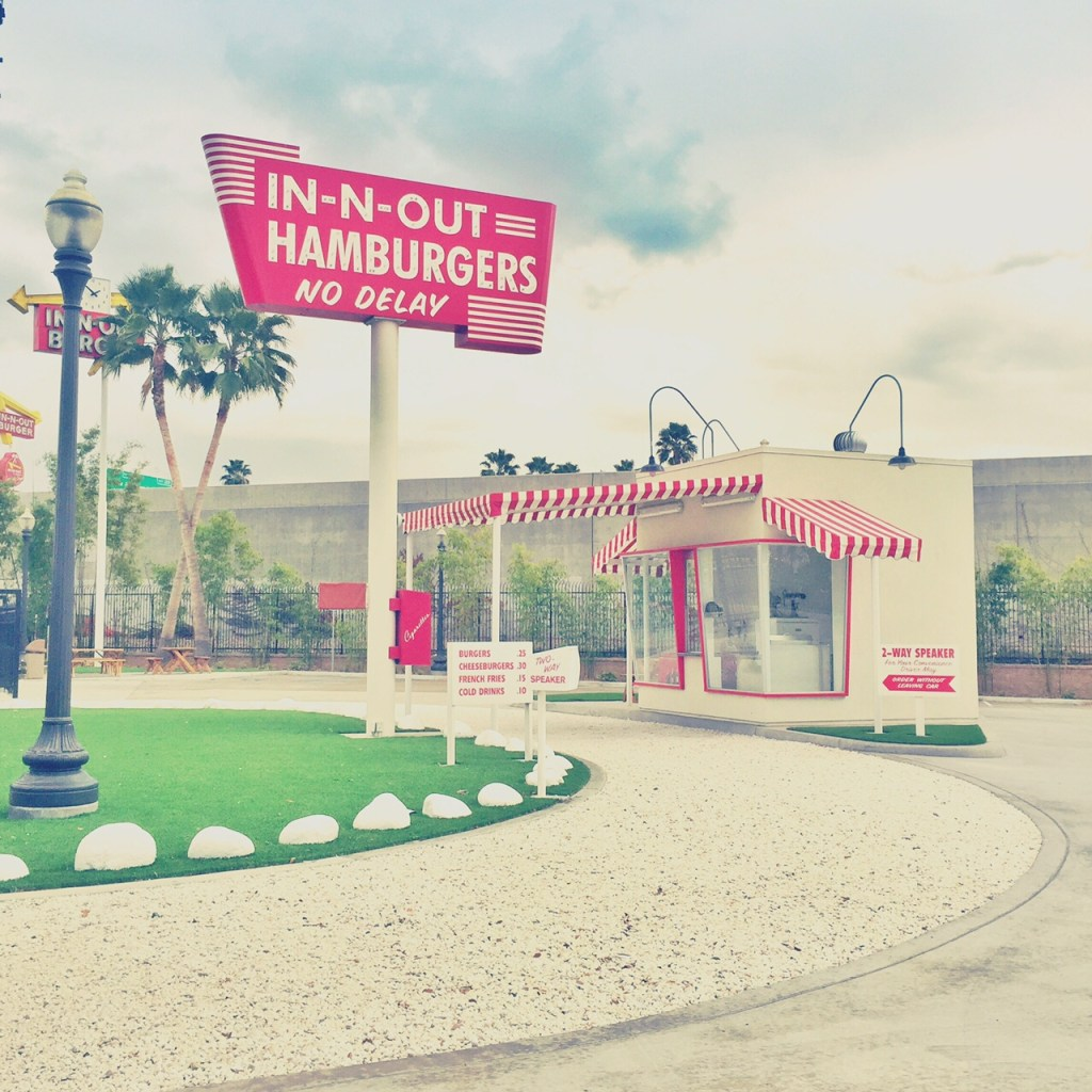 The first in-n-out