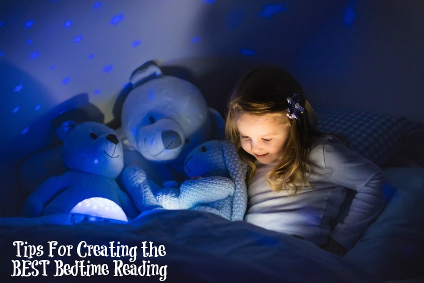 Tips for the Making the Best Bedtime Reading