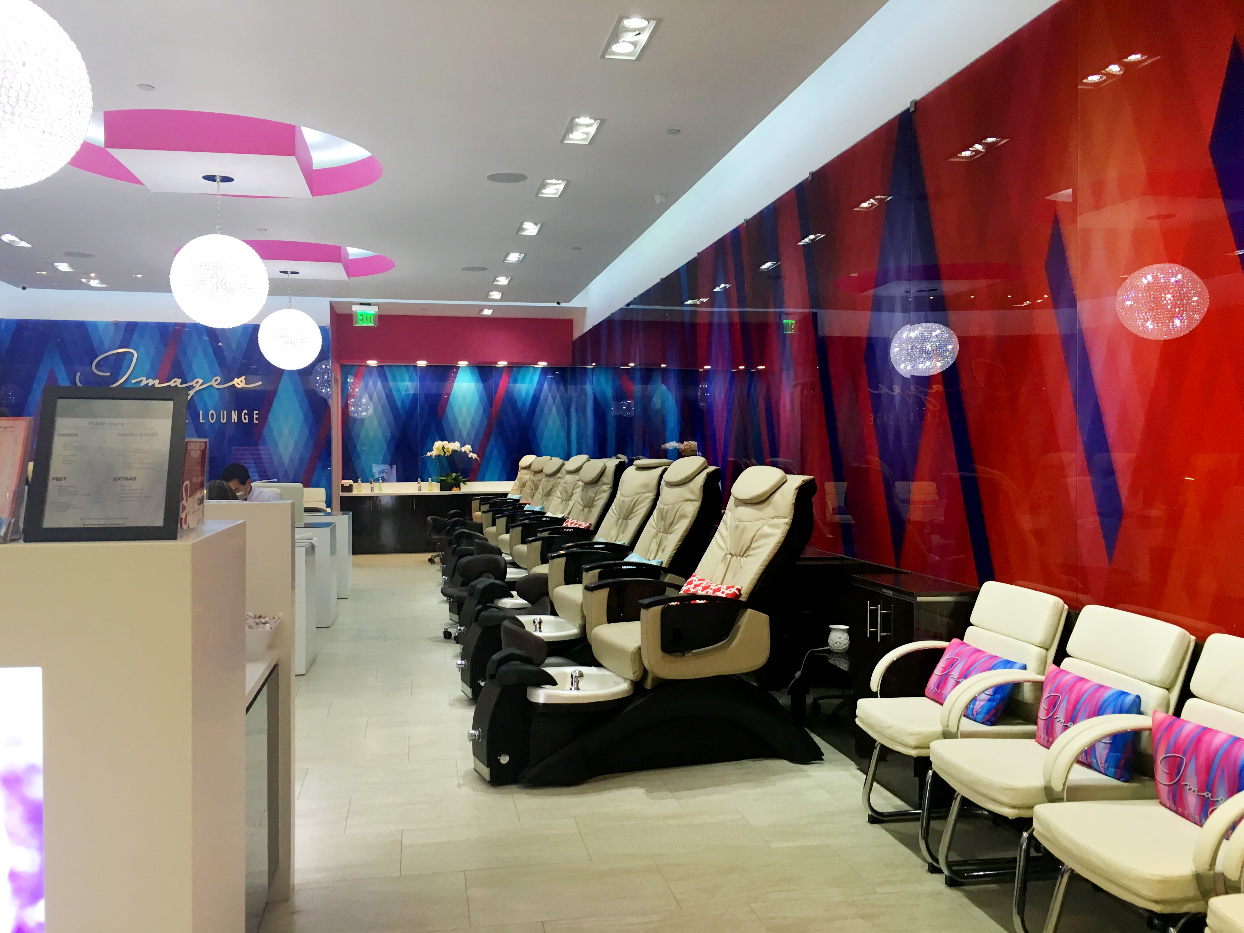 Daddy and Daughter Date Night at Images Luxury Nail Lounge   OC Mom ...