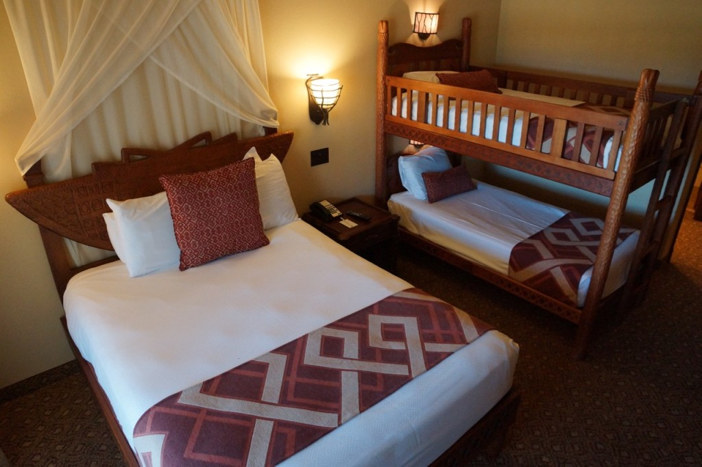 Family Suite at Animal Kingdom Lodge