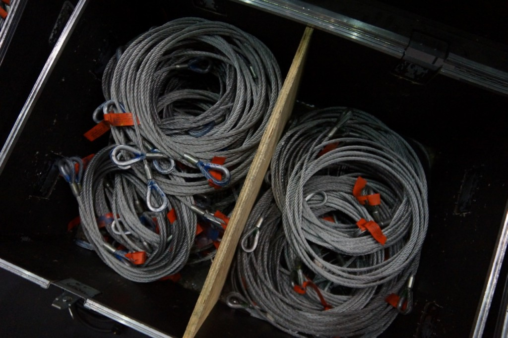 cables used in wicked