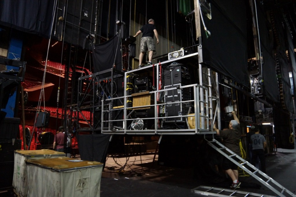 setting up wicked