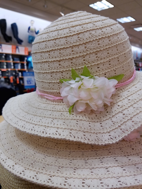 Adorable Spring Hat