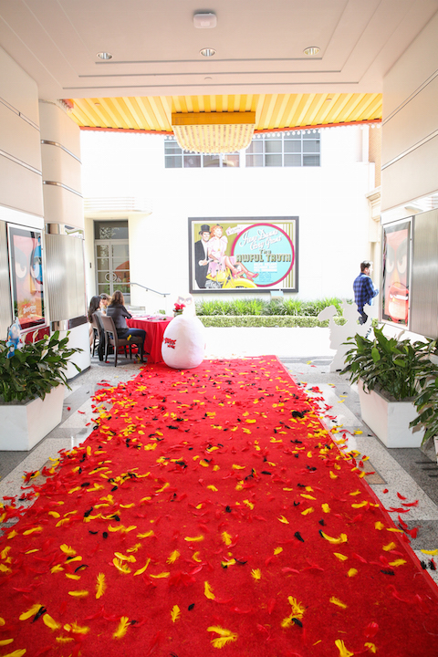 Angry Birds Red Carpet