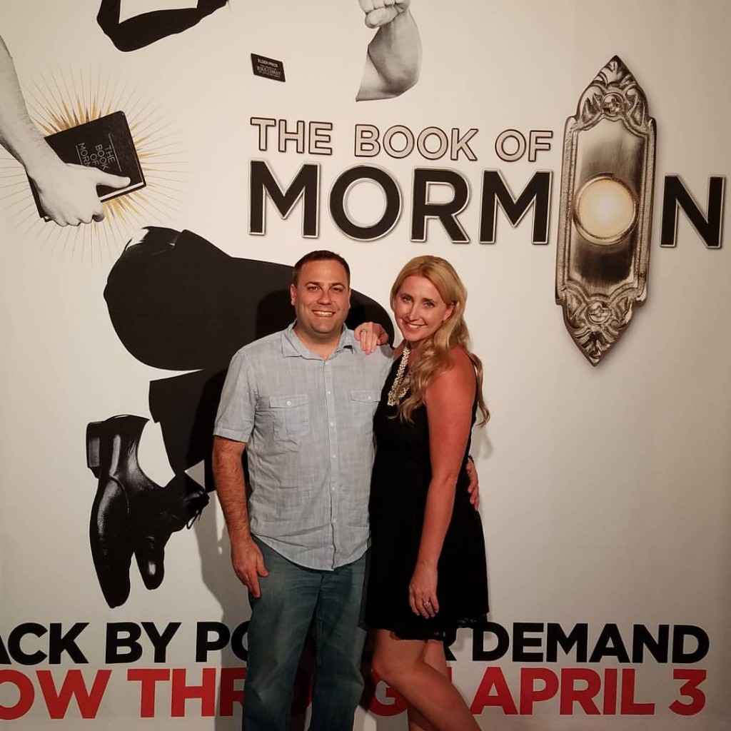 Book of Mormon Date Night