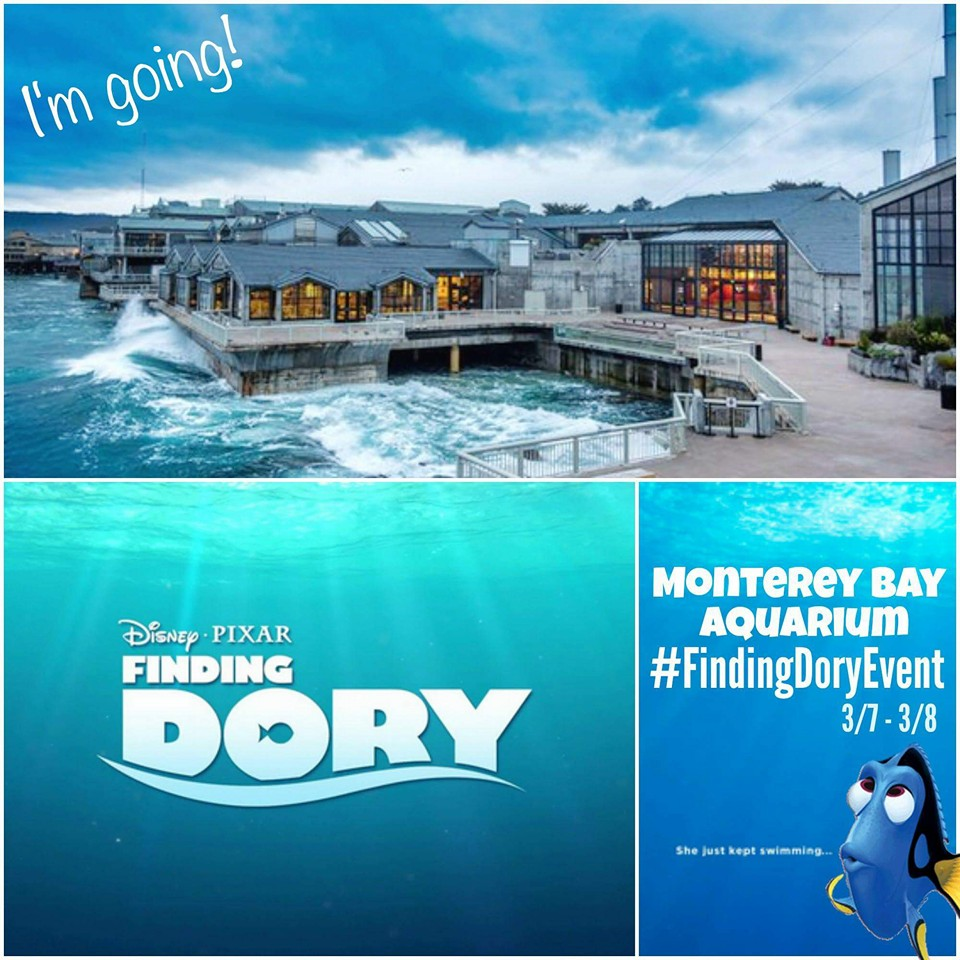 #FindingDoryEvent