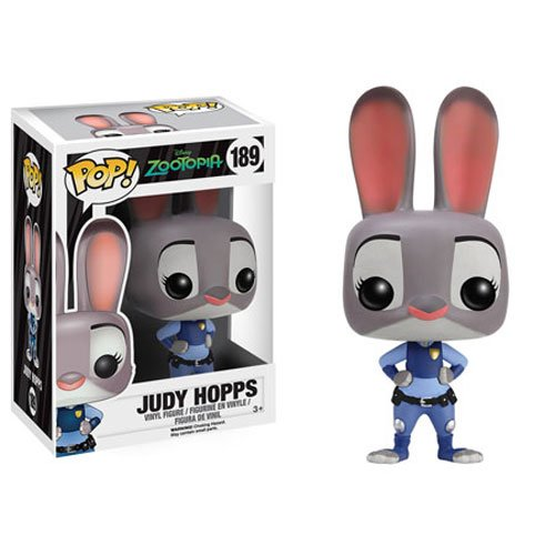 Judy Hopps Pop!