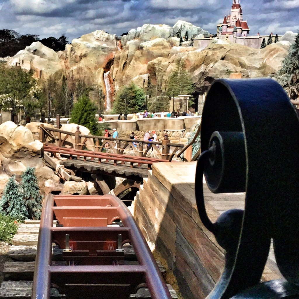 Mine Train Ride
