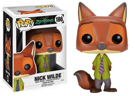 Nick Wilde Pop!