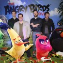 "A ""Sneak Beak"" at The Angry Birds Movie"