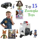Top 15 Hottest Zootopia Toys