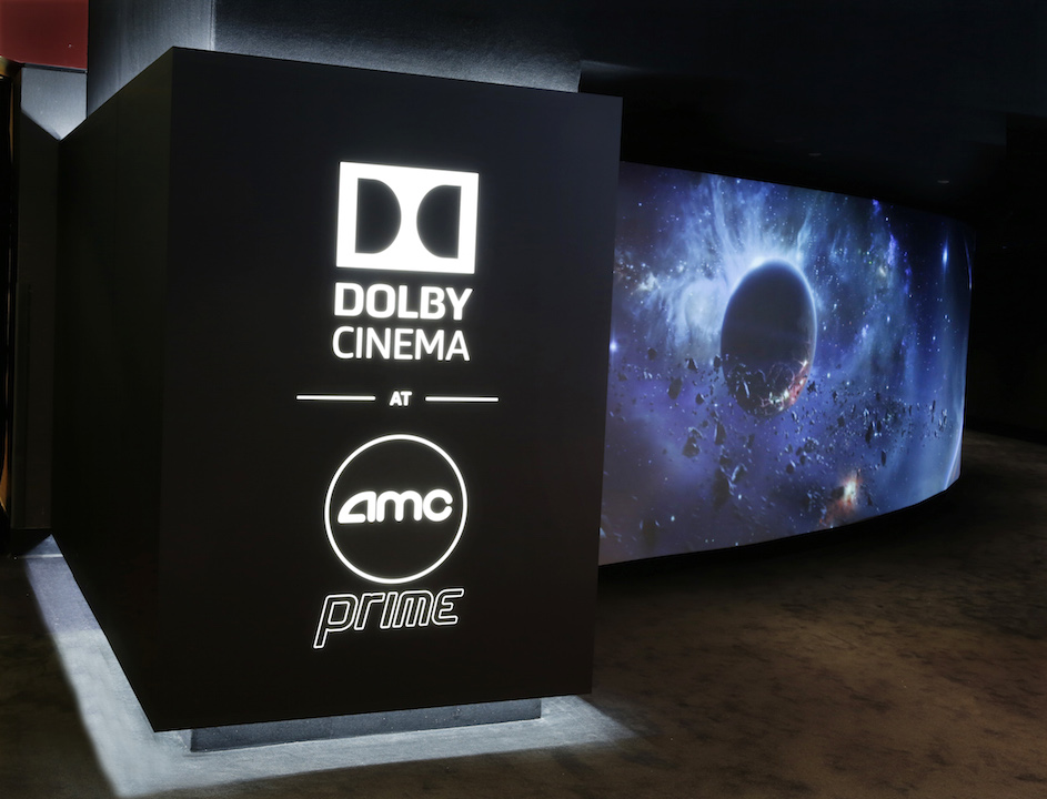 Dolby Cinema at AMC Prime Entrance (Galaxy)